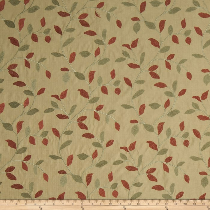 Trend 2524 Faux Silk Coral