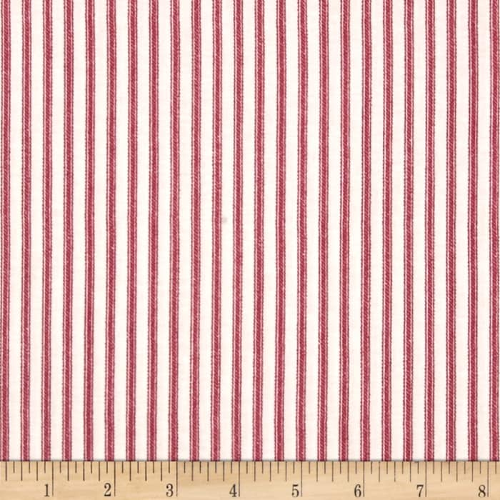 Anne of Green Gables Ticking Stripe Pink