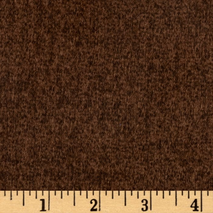 Timeless Treasures Oxford Flannel Plaids Soft Texture Cocoa