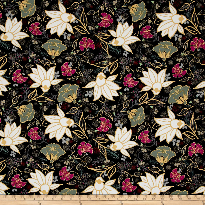 Art Gallery Spices Fusion Willow Blooms Spices