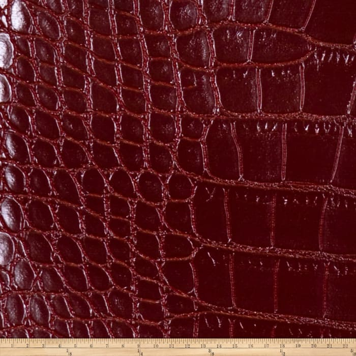 Fabricut Aluminum Faux Leather Lacquer