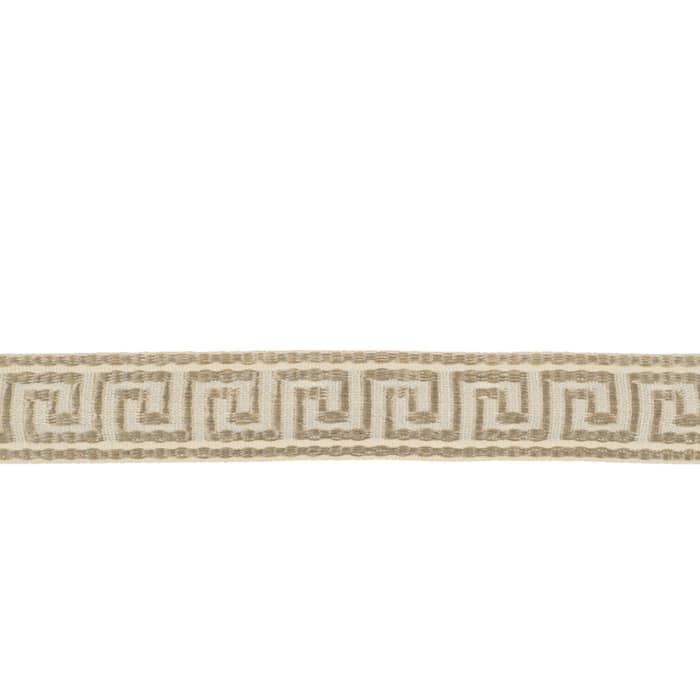 "Fabricut 1"" Anton Trim Natural"