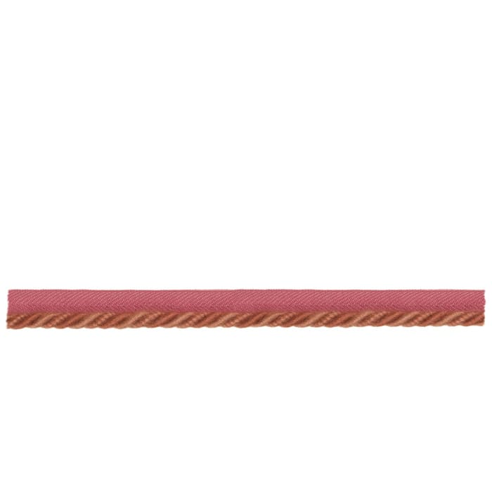 French General Colette Cord Trim Rose