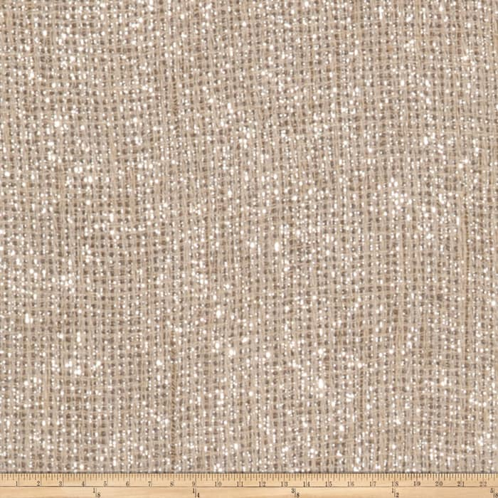 Fabricut Rain Or Shine Linen Blend Linen Sparkle