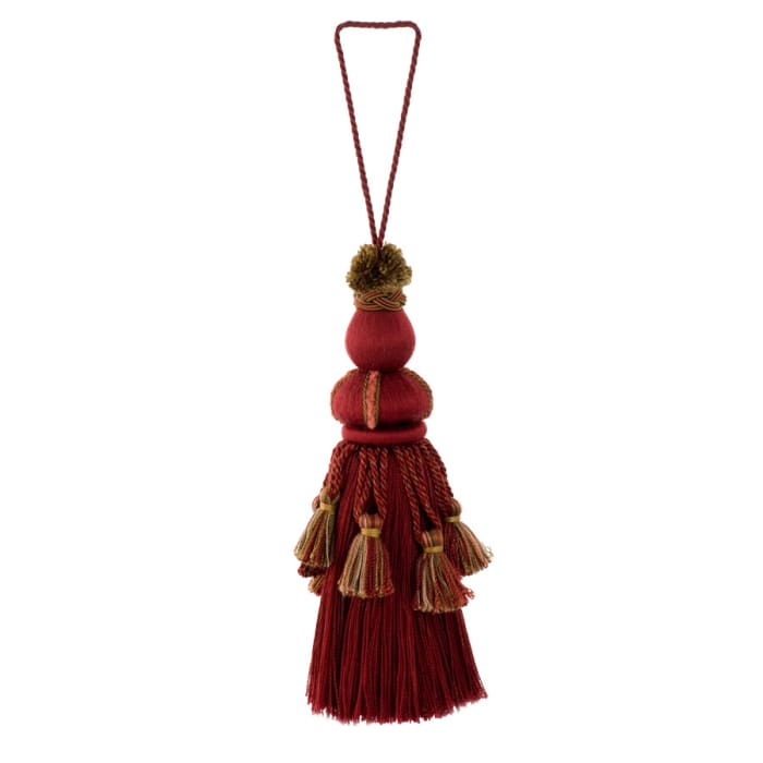 "Trend 1.025"" 01465 Key Tassel Poppy"