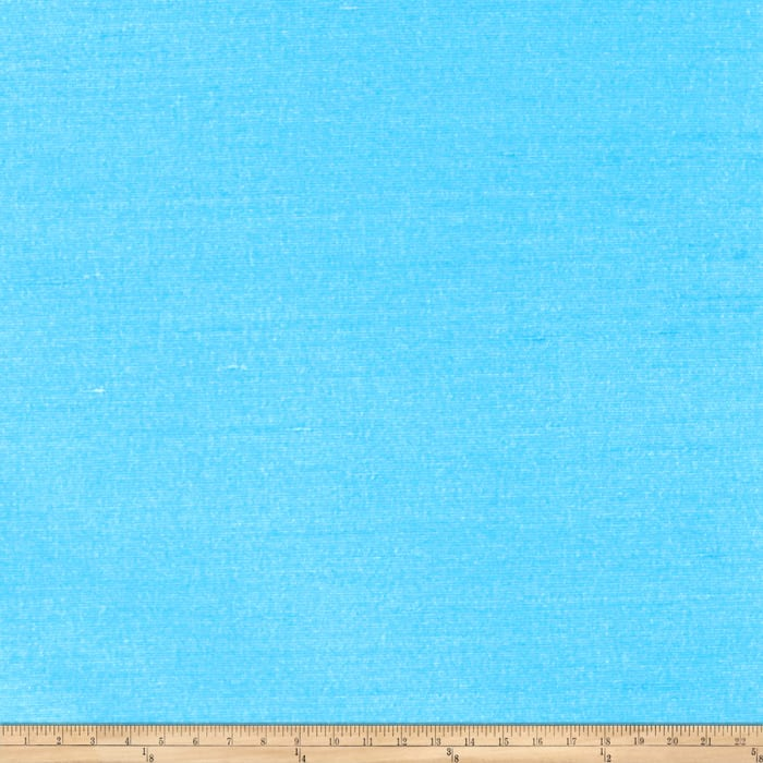 Trend 01712 Faux Silk Turquoise