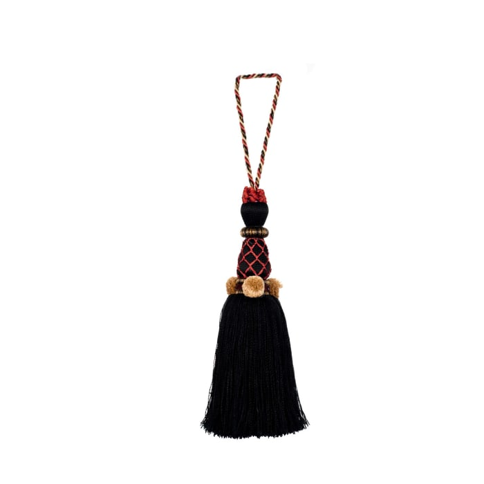 "Trend 11.5"" 02125 Key Tassel Jewel"