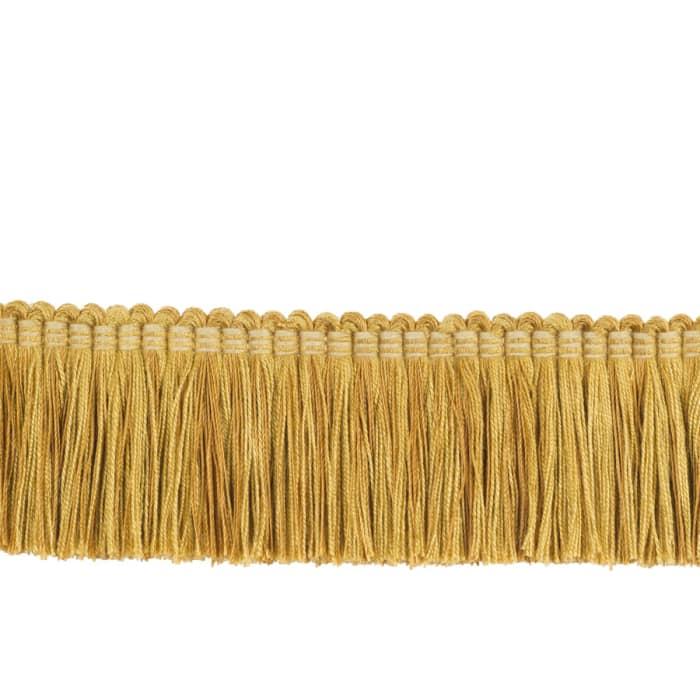 "Trend 2"" 02868 Brush Fringe Coin"