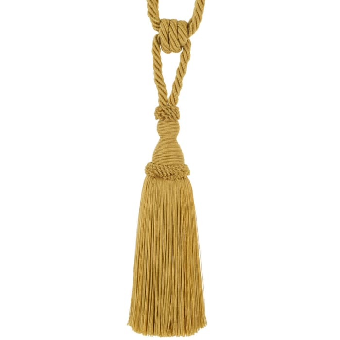 "Trend 29"" 02871 Single Tassel Tieback Coin"