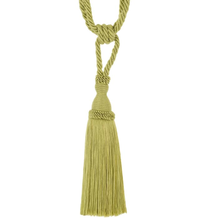 "Trend 29"" 02871 Single Tassel Tieback Pear"
