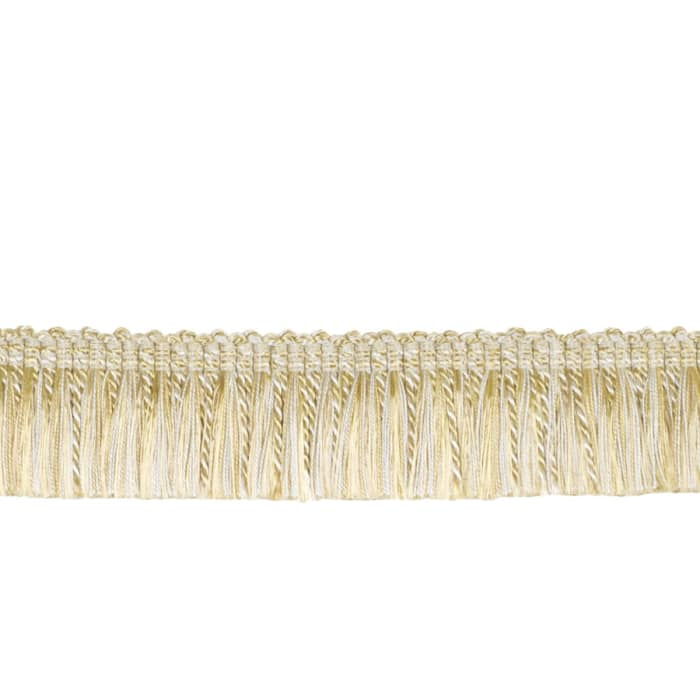 "Jaclyn Smith 1.5"" 02925 Brush Fringe Cashew"