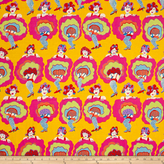 Brandon Mably Spring 2017 You Can Can Yellow