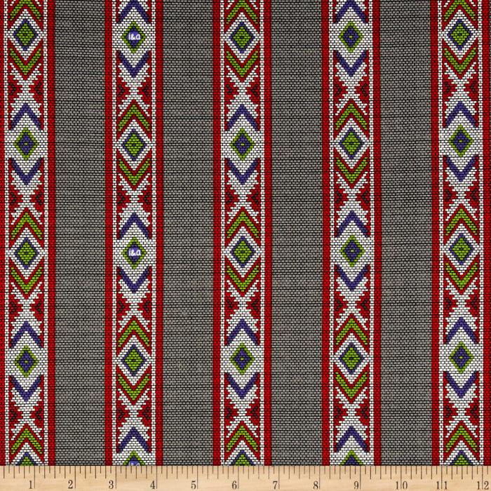 Stripes Tribal Quilting Fabric