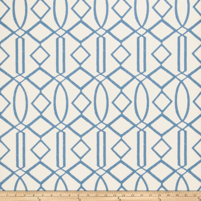Fabricut 50029w Egyptian Wallpaper Ocean 05 (Double Roll)
