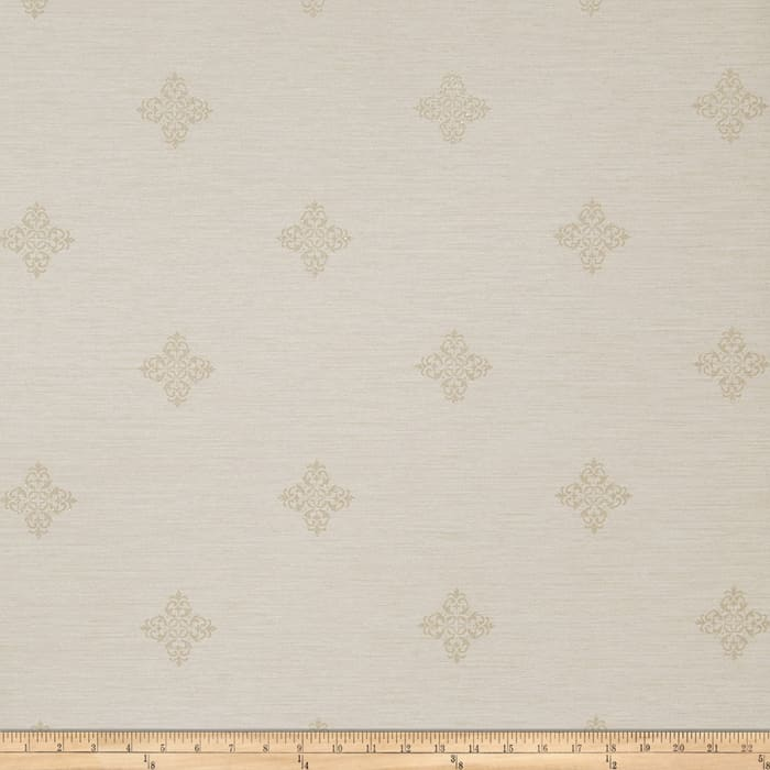 Fabricut Bacall Wallpaper Taupe (Double Roll)
