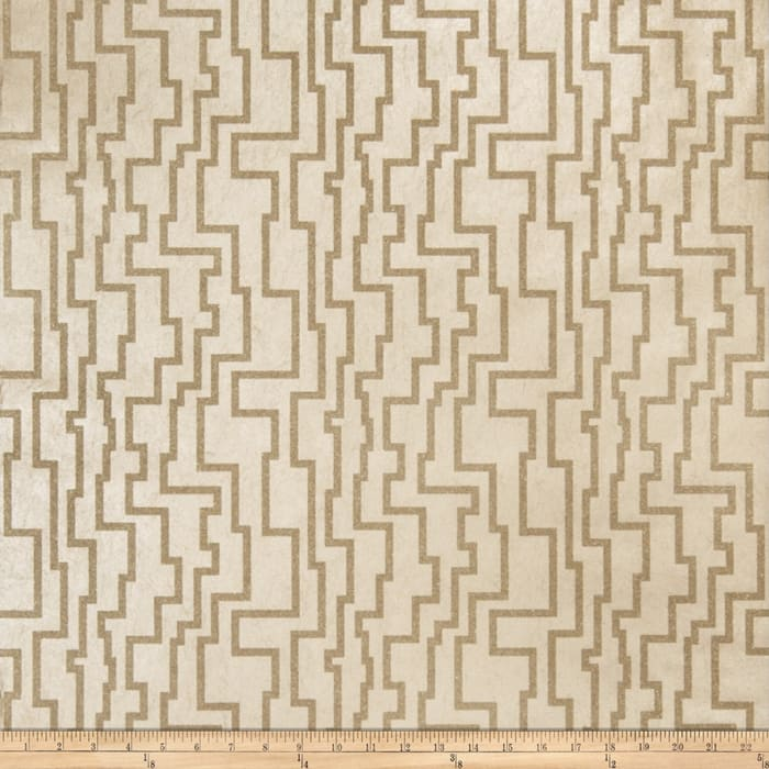 Fabricut Glimmer Wallpaper Gold (Double Roll)