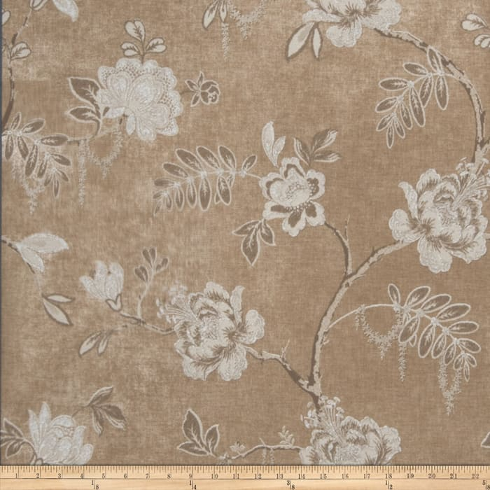 Fabricut Handsome Wallpaper Gold (Double Roll)