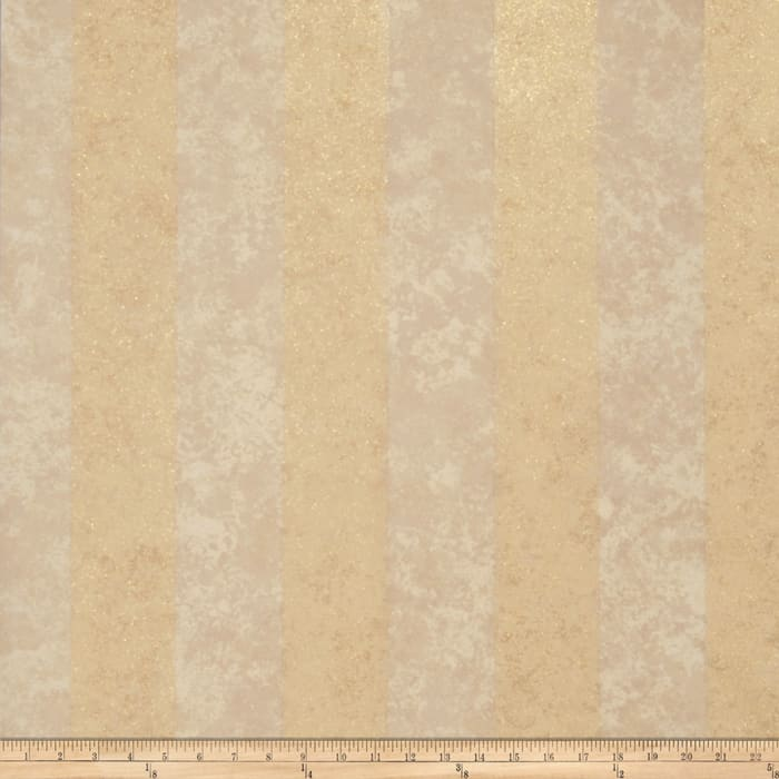 Fabricut Spacey Wallpaper Bronze (Double Roll)