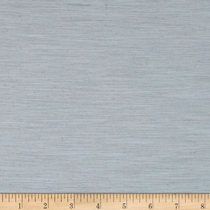 Double-Faced Stretch Suiting Storm Blue/Gray