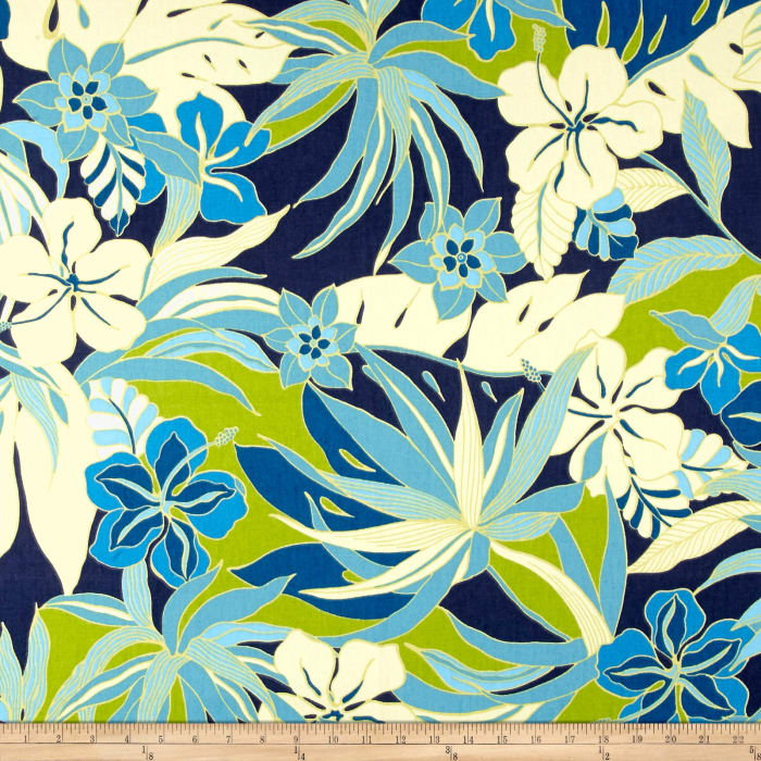 Tommy Bahama Home Hibiscus Glow Caribbean