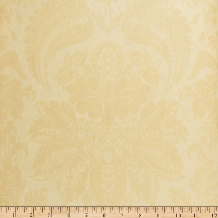 Fabricut Wethers Nonwoven Wallpaper Straw (Double Roll)