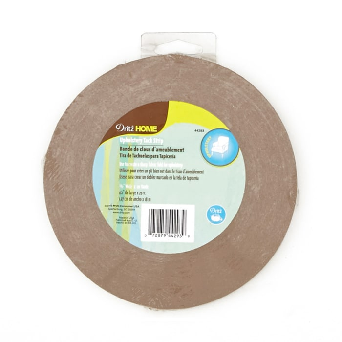 """Upholstery Tack Strip 1/2""""X20"""