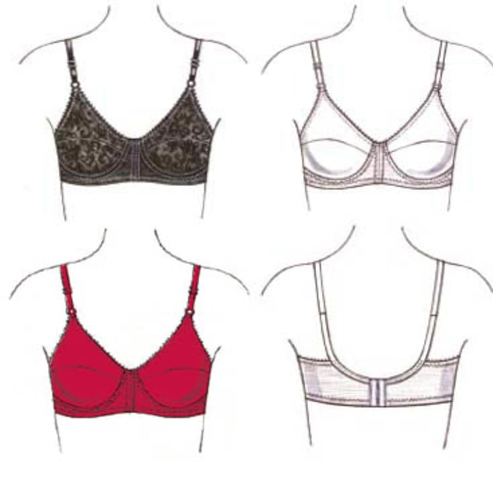 Kwik Sew Support Bra Pattern