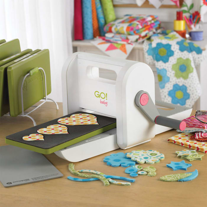 AccuQuilt GO! Baby Fabric Cutter (55300)