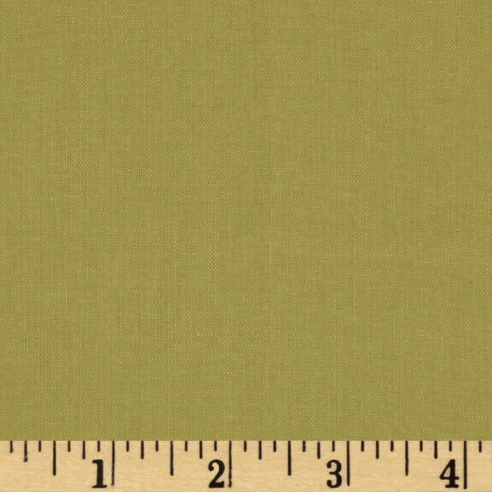 Moda Bella Broadcloth (#9900-69) Organic Green