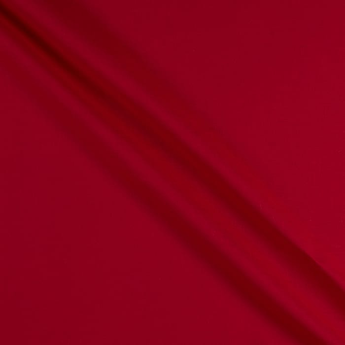 Cotton Broadcloth Red