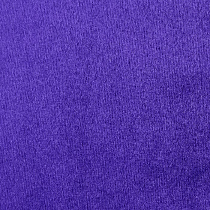 Shannon Minky Solid Cuddle 3 Purple