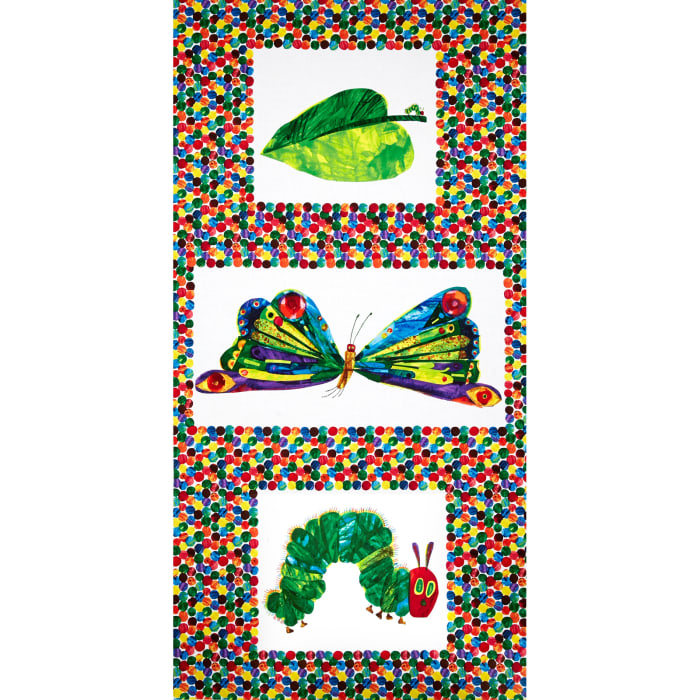 The Very Hungry Caterpillar Transformation Panel