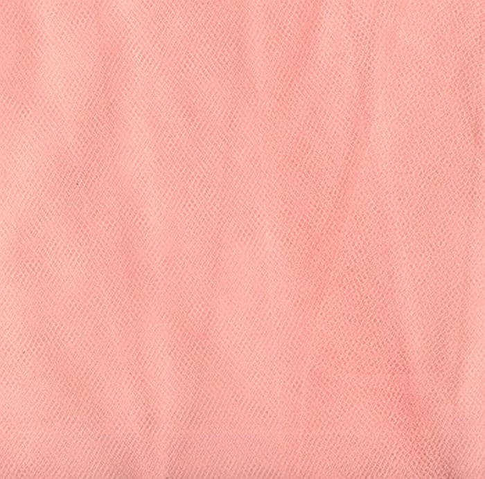 "54"" Wide Tulle Peach"