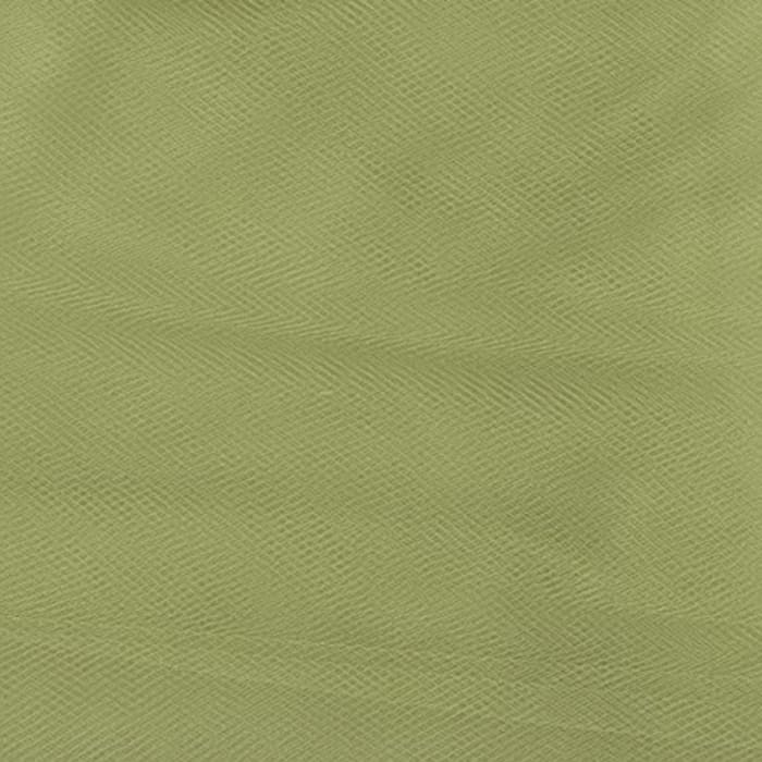 """54"""" Wide Tulle Olive"""