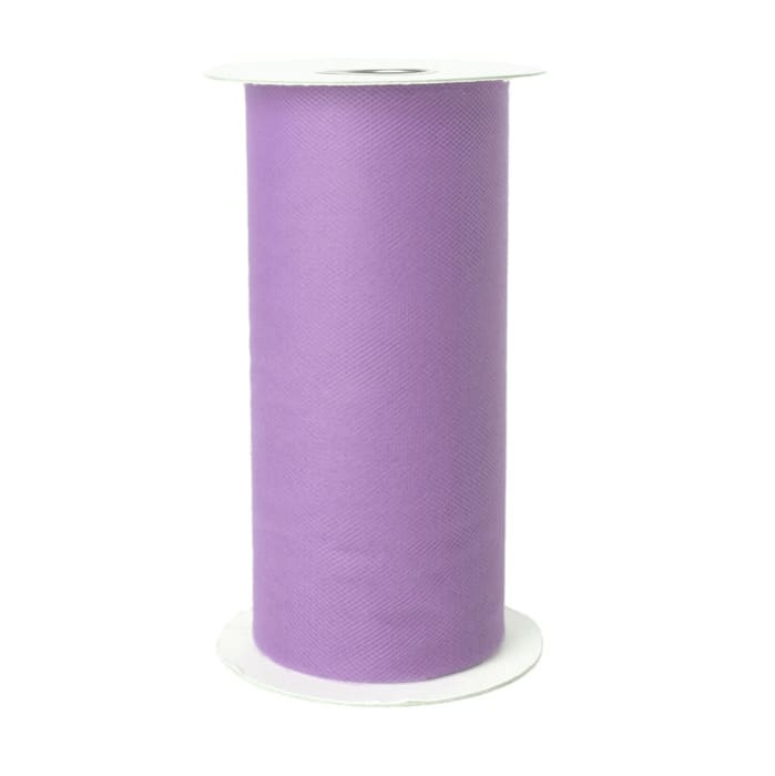 Tulle Spool Pansy