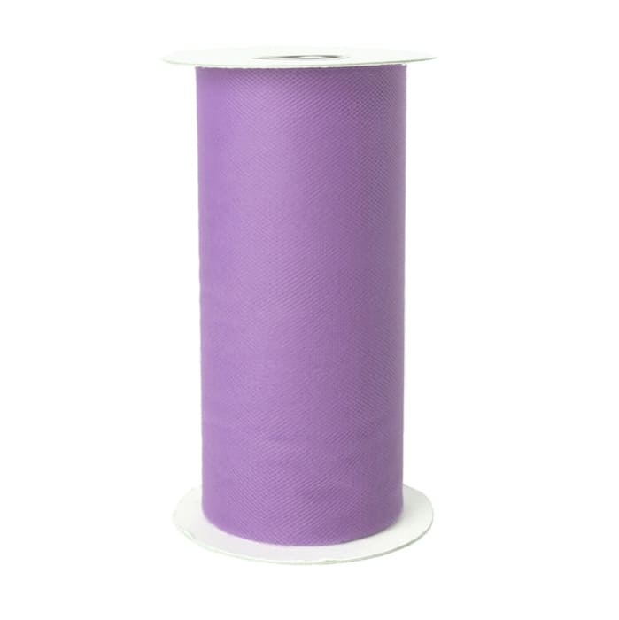 Tulle Spool Grape