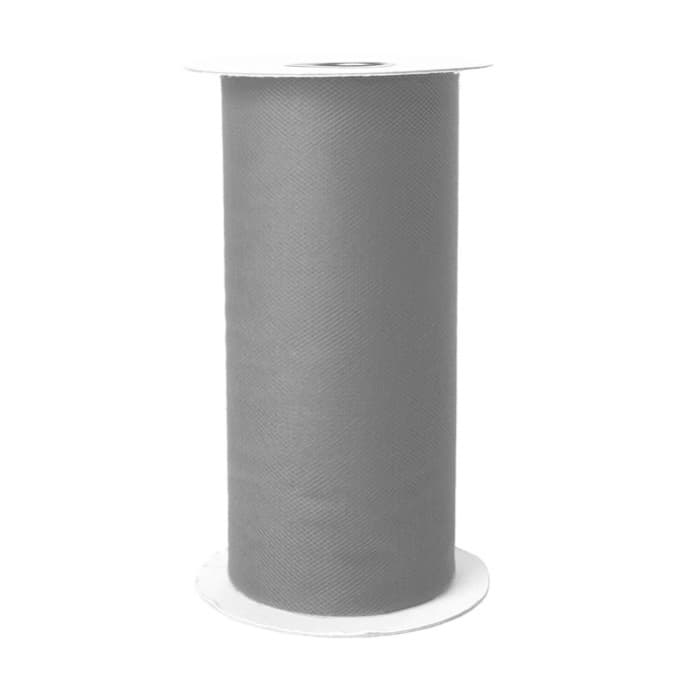 Tulle Spool Charcoal