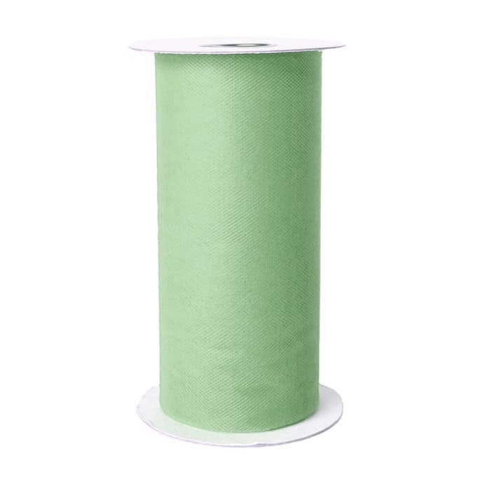 Tulle Spool Mint