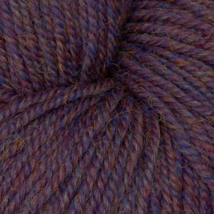 Berroco Ultra Alpaca Yarn (6284) Prune Mix