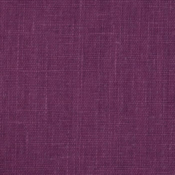 european 100  linen purple - discount designer fabric