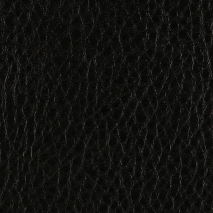 faux leather fabric calf black - discount designer fabric