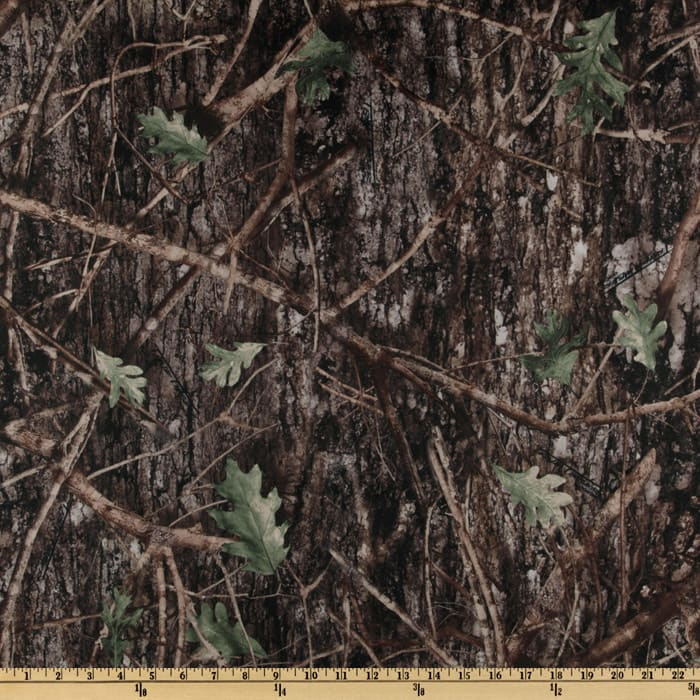 True Timber Outdoors Camouflage Conceal Green Denier Fabric