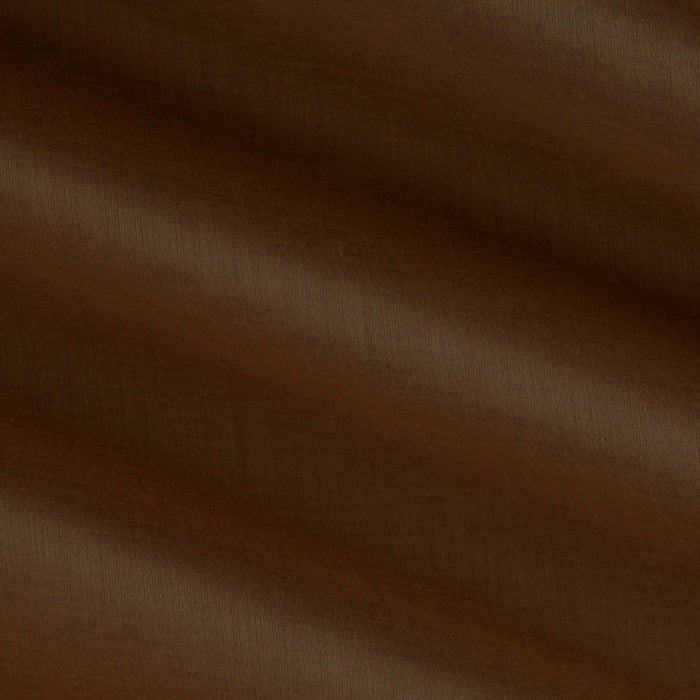 Window Sheer Voile Chocolate