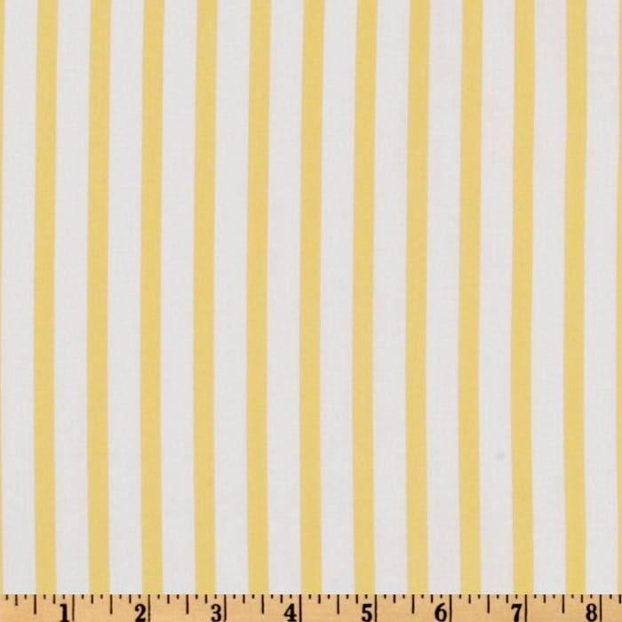 Forever Stripe Yellow