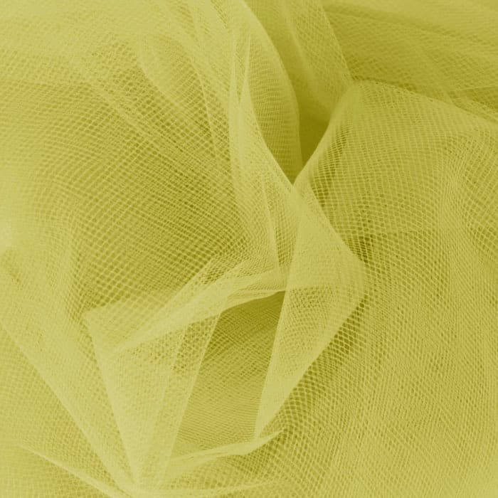54'' Wide Tulle Butter