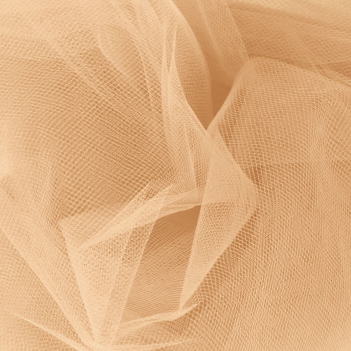 54'' Wide Tulle Melon