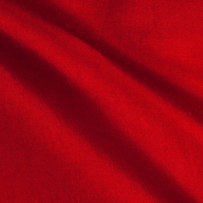 Two Tone Taffeta Red