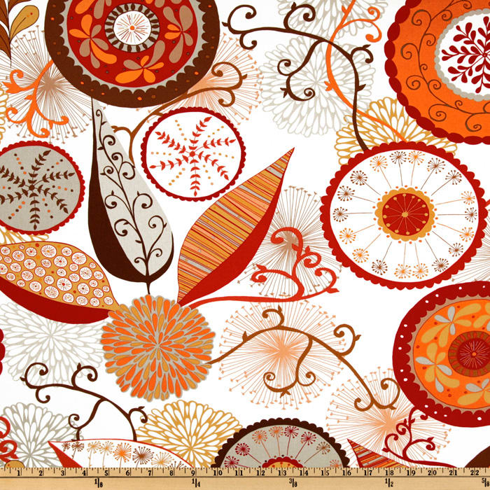 Valori Wells Wrenly Home Décor Twill Ingrid Cinnamon