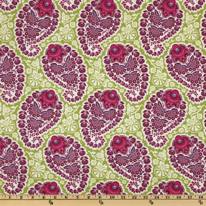 Joel Dewberry Heirloom Paisley Amethyst
