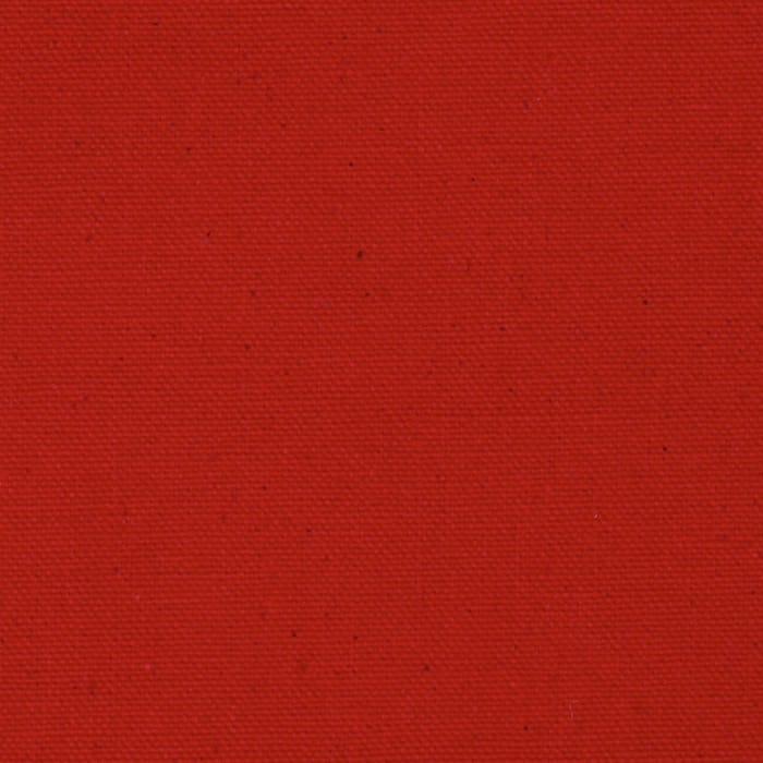 9.3 oz. Canvas Duck Red